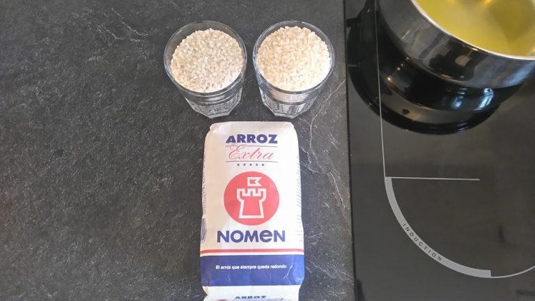 Le riz SOS pour el Arroz a la Cubana