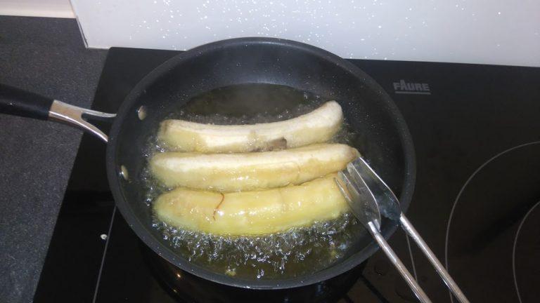 Laissez frire les bananes