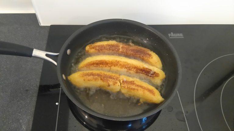 Les bananes sont prêtes