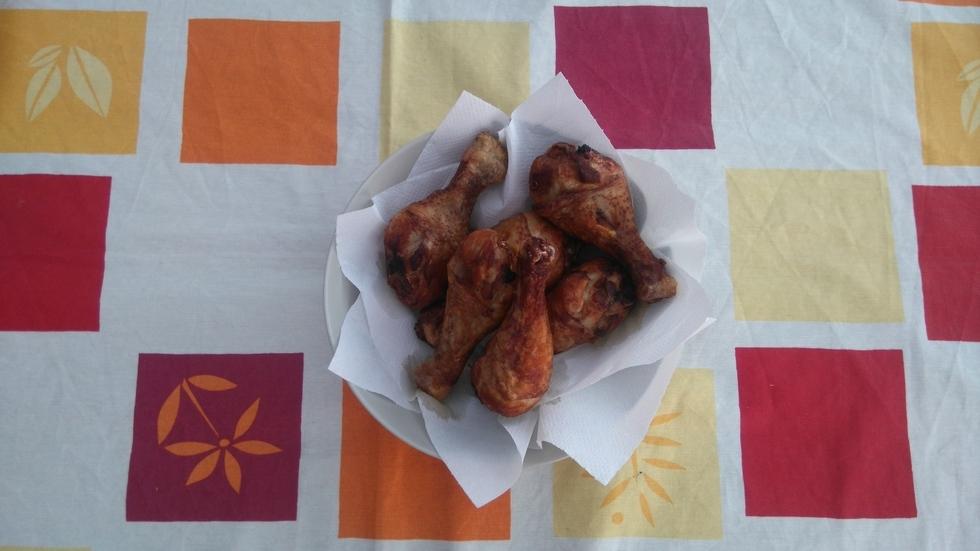 Pollo Marinado - Poulet Mariné