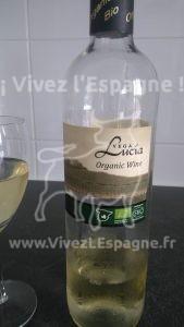 Vin Blanc Vega Lucia