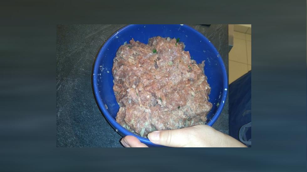Preparación Carne Picada (Préparation Viande Hachée)