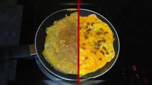 Tortilla Con Chorizo