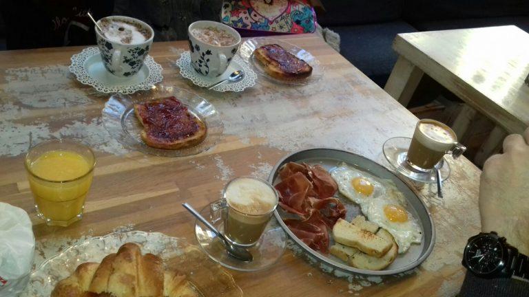 Bar Malaga Noviembre Healthy Food