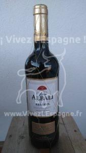 Vin Rouge Viña Albali Reserva