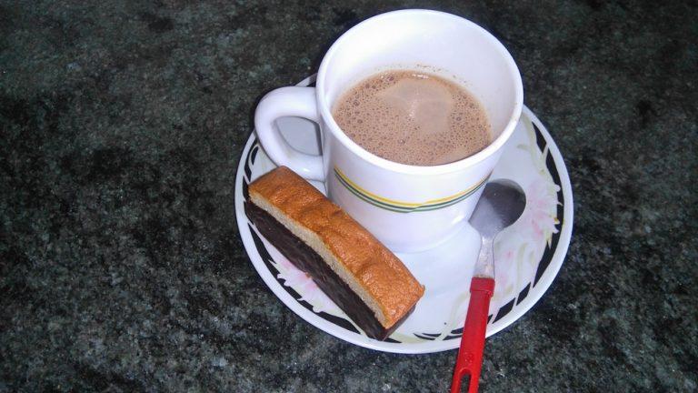 Chocolat chaud prêt !