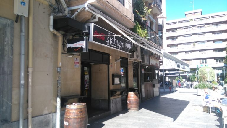Le Bar Don Jabugo
