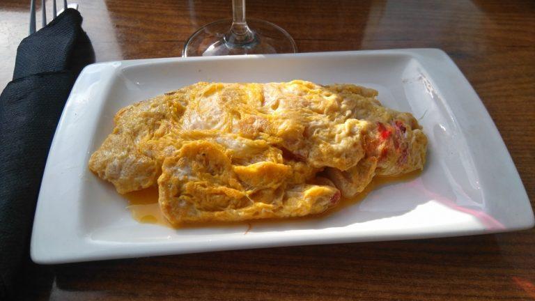 La Canasta - Omelette à la morue