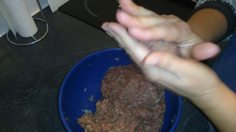 Formez la boulette
