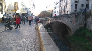 Pont sur le Darro