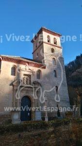 L'église San Pedro et San Pablo