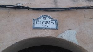 Ruelle Gloria