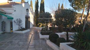 Jardins de la Grande Mosquée de Granada