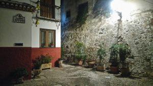Place de San Jose du quartier Albaycín