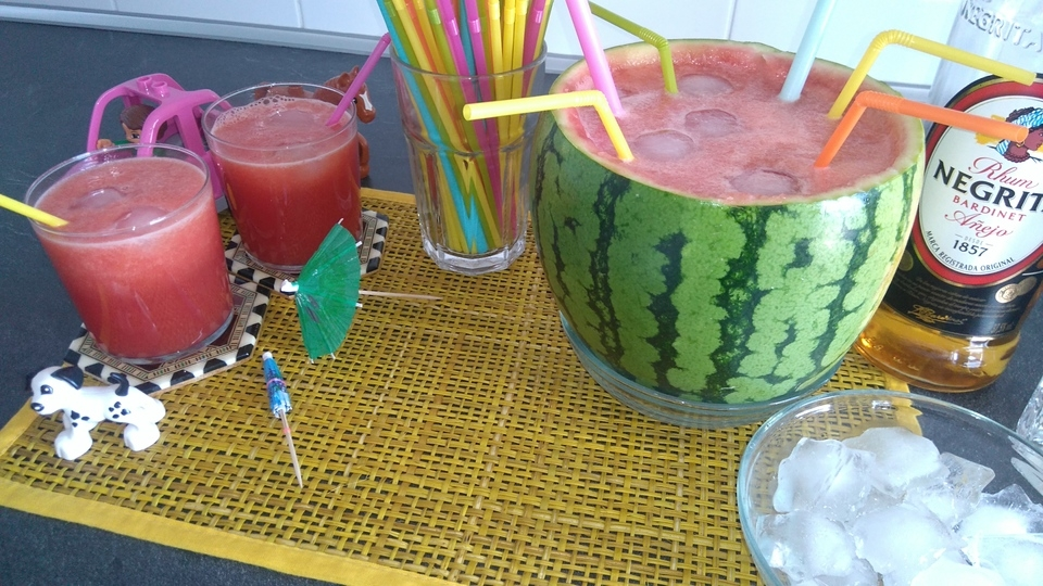 La Sandia Cocktail