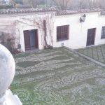 Entrée du Monasterio De La Cartuja
