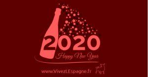 Heureuse Année 2020