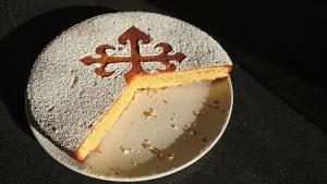 La tarta de Santiago - La tarte de Santiago