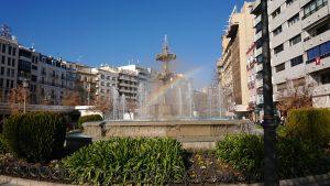 La fontaine De Las Batallas