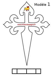 Croix De Santiago Modèle 1