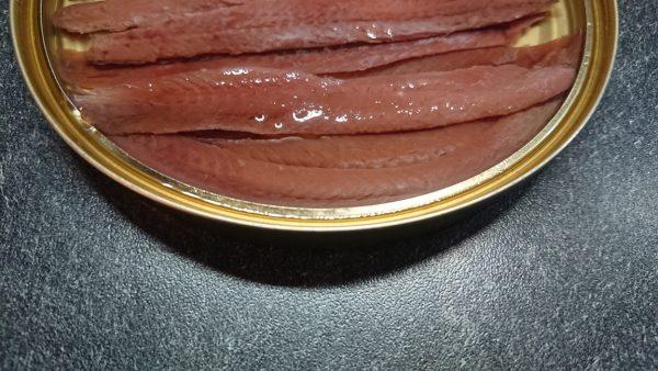 Filets d'Anchois Premium Hazas