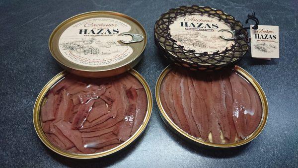 Cachinos et Anchois Premium Hazas