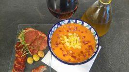 Gazpacho - Potage frois Gaspacho