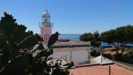 Le phare de Rosas